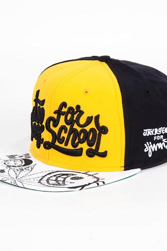 Бейсболка DJINNS 6P Snapback Too Cool (Yellow, O/S) s cool пиджак s cool для мальчика