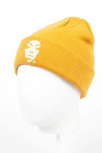 Шапка SUPREMEBEING Icon Beanie (Yellow-9678) цена