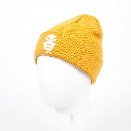 Шапка SUPREMEBEING Icon Beanie (Yellow-9678) цена и фото