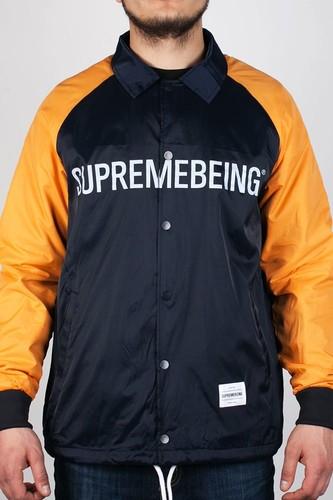 Куртка SUPREMEBEING Guru (Navy-Gold-8350, S) толстовка supremebeing corrode washed navy m