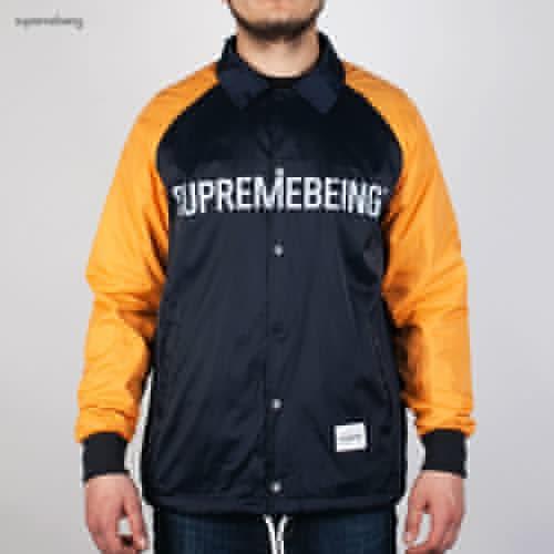 купить Куртка SUPREMEBEING Guru (Navy-Gold-8350, S) по цене 1855 рублей