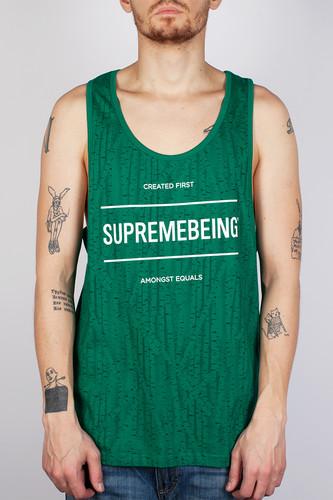 Майка SUPREMEBEING Birch Vest (Green-9048, XL) цены онлайн