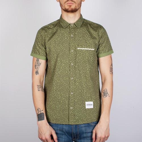 цена на Рубашка SUPREMEBEING Strike (Cell Olive-8709, L)