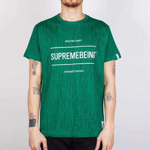 купить Футболка SUPREMEBEING Birch (Green-8966, L) по цене 597 рублей