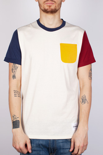 Футболка SUPREMEBEING Iso SS14 (Multi-8753, L) футболка supremebeing dakar heather 9010 l