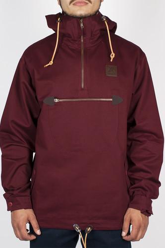 Куртка TURBOKOLOR Freitag Jacket SS14 (Burgundy, M) цена
