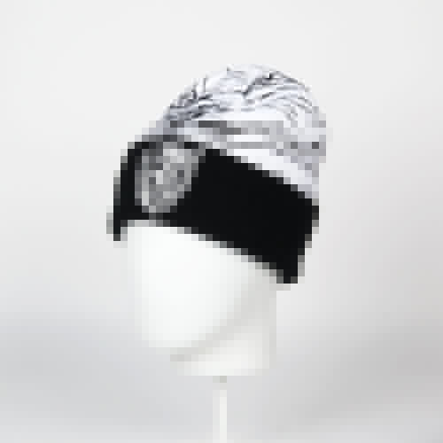 Шапка MISHKA Entombed Cyco Beanie (White)