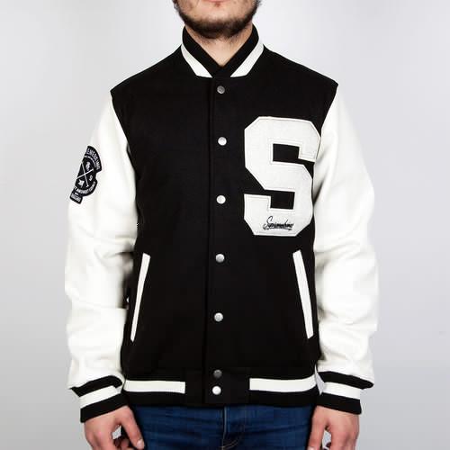 Куртка SUPREMEBEING Mace (Black-9482, S)