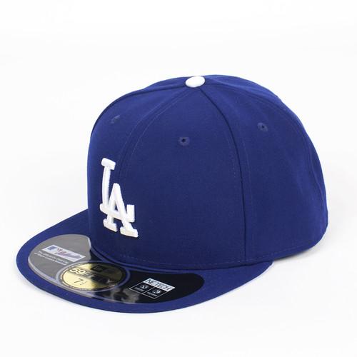 Бейсболка NEW ERA UK Acperf Losdod GM (Blue, 7 3/8) бейсболка los angeles dodgers 59fifty new era