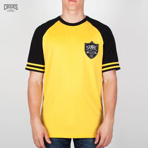 Футболка CROOKS & CASTLES I1360111 (Sunburst-Black, L) цены
