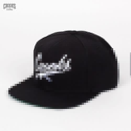 Бейсболка CROOKS & CASTLES I1320810 (White-Black-Pinstripe, O/S) бейсболка backyard cartel splash black o s