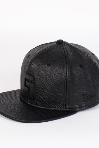 Бейсболка CROOKS & CASTLES I1450817 (Black, O/S)
