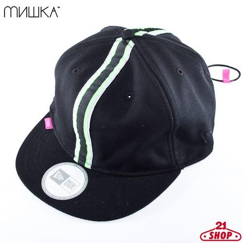 Бейсболка MISHKA Destroy New Era Cycling Cap (Black, S-M)