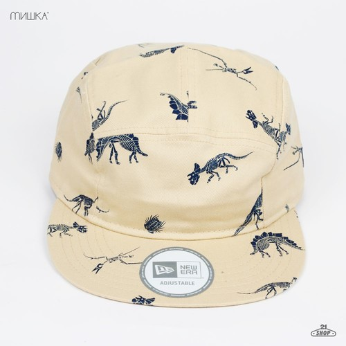 Бейсболка MISHKA Jurassic 5-Panel (Camo, O/S) бейсболка mishka chaifned 5 panel black o s