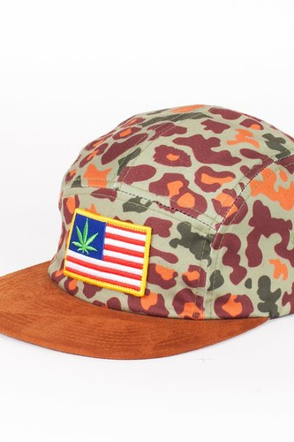 Бейсболка MISHKA Patterson 5-Panel (Tan, O/S) patterson j nypd red 5