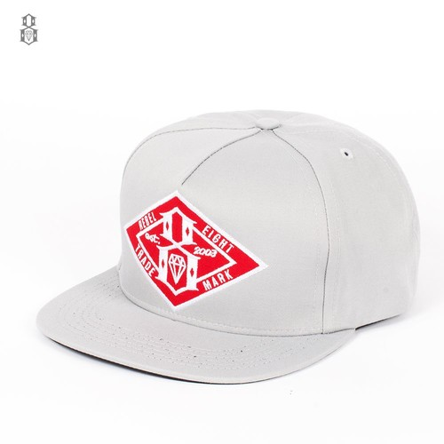 Бейсболка REBEL8 Classic Cap Snap (Multi-413-37, O/S)