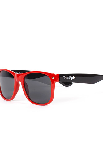 Очки TRUESPIN Classic (Red/Black)