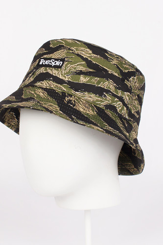 Панама TRUESPIN Jungle Bucket Hat (Jungle Camo, S/M)