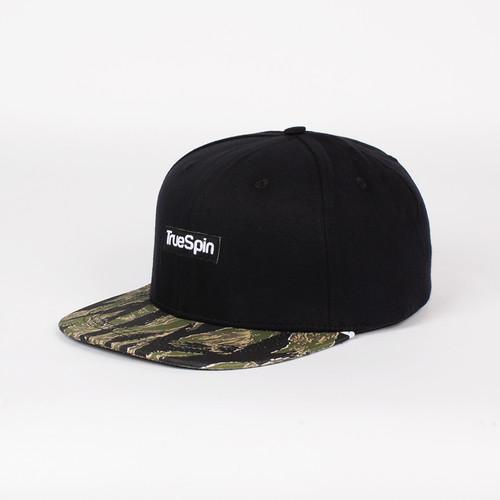 купить Бейсболка TRUESPIN Jungle Snapback (Jungle Camo, O/S) по цене 575 рублей