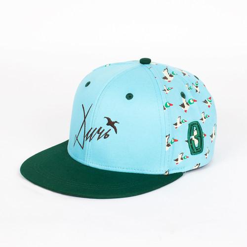цена на Бейсболка ЗАПОРОЖЕЦ Дичь 86 Бит Снэп SS15 (Mint/Green, O/S)
