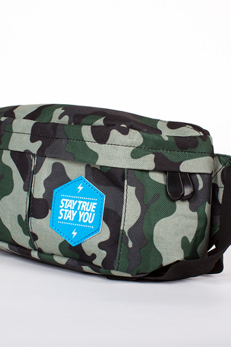 Сумка TRUESPIN Recon Waist Bag (Camo-Blue)