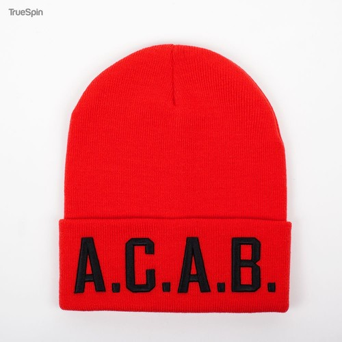 Шапка TRUESPIN Acab (Red) шапка truespin abc fw15 black black w