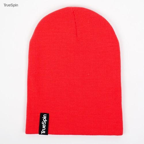 Шапка TRUESPIN Basic Styles FW13 (Red) шапка truespin basic dark green