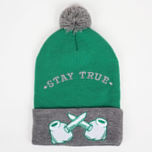Шапка TRUESPIN Criminal Mind Pomme (Green-Grey) цены онлайн