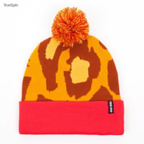 Шапка TRUESPIN Original Leo (Pink) шапка truespin abc fw15 black black w