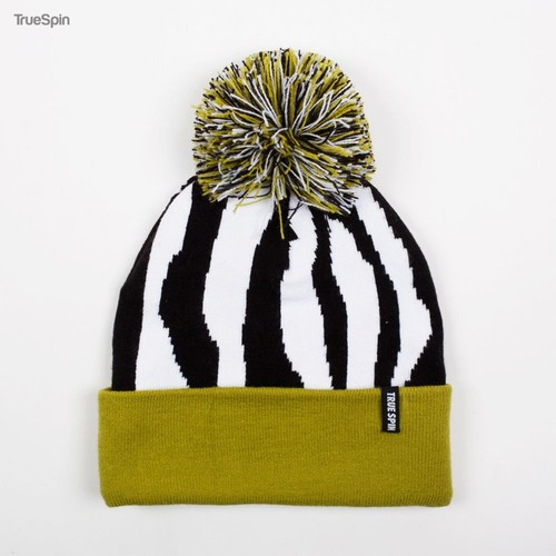 Шапка TRUESPIN Original Zebra (Lime) шапка truespin abc fw15 black black w