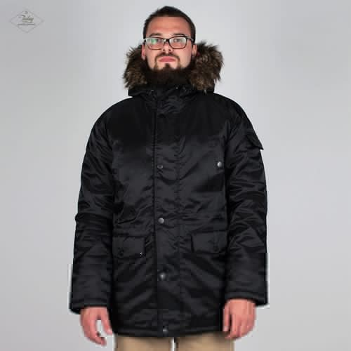 Куртка TODAY Oxford Parka (Black, XS) недорго, оригинальная цена