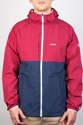 Ветровка MAZINE Concrete Light Jacket (Rumba-Red-Navy, M)