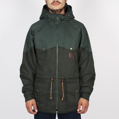 Куртка TURBOKOLOR Ewald Plus Jacket SS14 (Green/Green, L) цена
