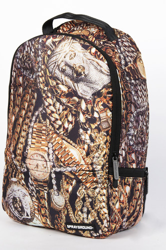 Рюкзак SPRAYGROUND Treasure Jewels Backpack (B260-Multicolor)