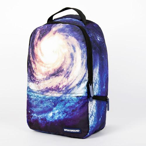 цена Рюкзак SPRAYGROUND Galaxy Storm Backpack (B216-Multicolor) онлайн в 2017 году