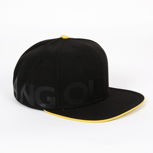 Бейсболка KANGOL Kangol Rap Links Adjustable (Black, O/S) мужские кепки kangol