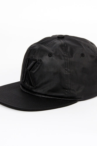 Бейсболка KANGOL Nylon Links Adjustable (Black, O/S) цена