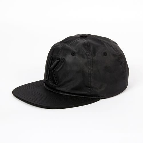 Бейсболка KANGOL Nylon Links Adjustable (Black, O/S)