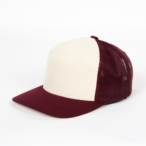 Бейсболка KANGOL Arch Mesh Back Trucker (Dove-Empress, O/S)