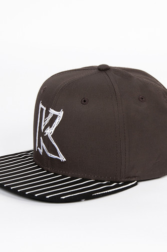 Бейсболка KANGOL Nyc Links Cap (Grey, O/S) цена