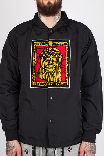 Куртка CROOKS & CASTLES Doctrine Coaches Jacket 2 (Black, XL)