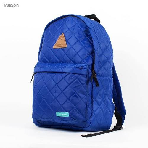 цена на Рюкзак TRUESPIN Quilted Daypack (Navy)
