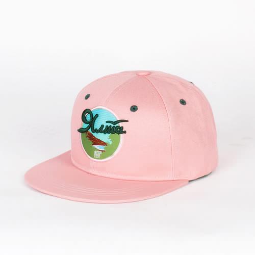 Бейсболка ЗАПОРОЖЕЦ Ялта Снэп (Pink, O/S) аквариумистика ялта
