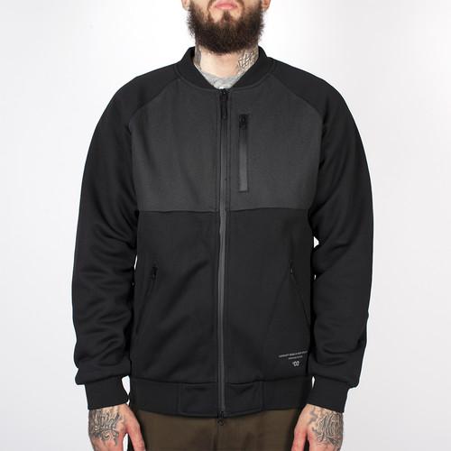 Куртка CROOKS & CASTLES Sporthief Baseball Jacket (Black, S)
