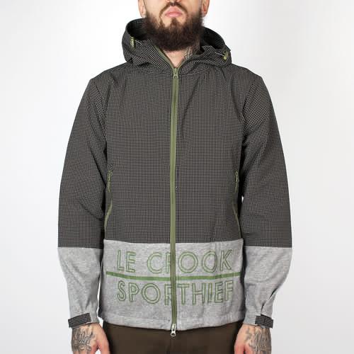 Куртка CROOKS & CASTLES Sporthief (Black Multi, XL) куртка crooks