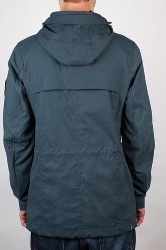 Куртка KRAKATAU Qx112 (Серо-Зелёный-5, XL)