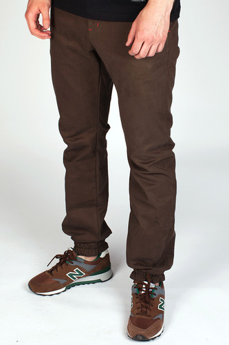Брюки SKILLS Chino (Brown, S)