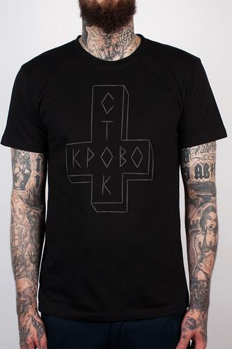 Футболка DADA x КРОВОСТОК Ломбард (Black, M) футболка dada x кровосток w череповец белый s