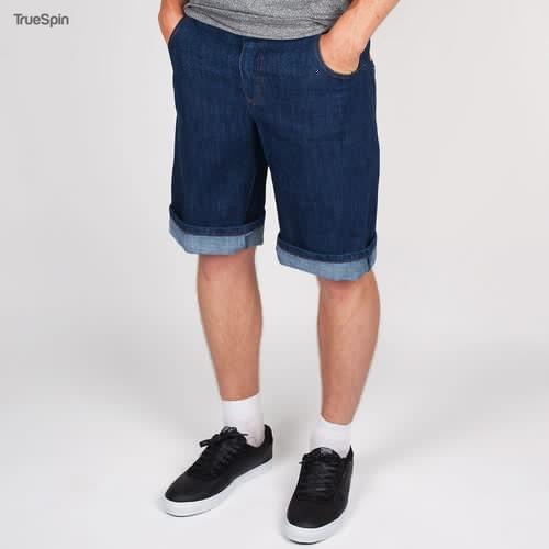 цена на Шорты TRUESPIN Denim Shorts (Indigo, L)