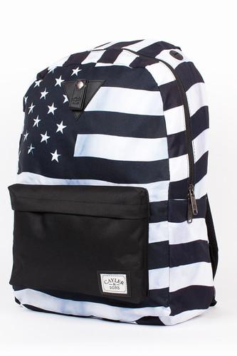 Рюкзак CAYLER & SONS Problems Downtown Backpack (Black/White) рюкзак cayler